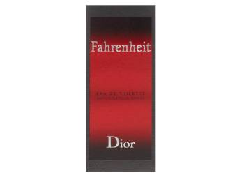 Dior Fahrenheit  After Shave 50ml