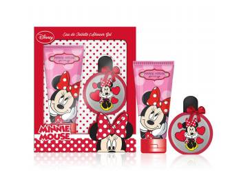 Set Minnie Mouse edt 50ml+100gel