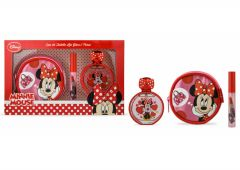 Set Minnie Mouse edt 50ml+pin+bolso