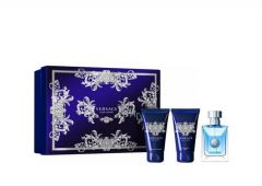 Set Versace Por Homme edt 50ml+50 gel+50 shampoo