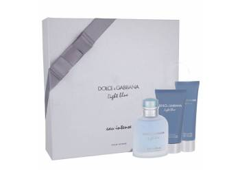 Dolce&Gabbana set Light Blue eau intense